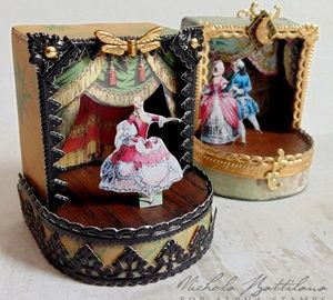Main image for 'How to Create Miniature Box Theatres'