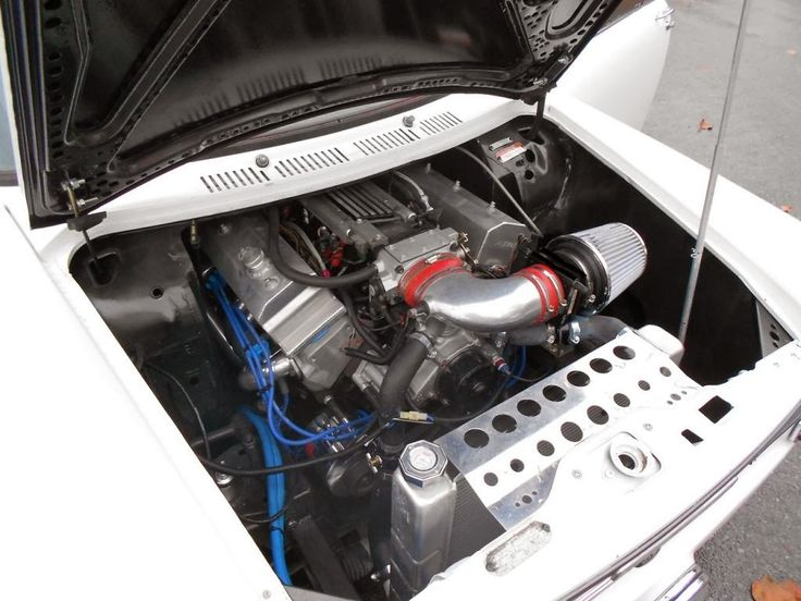 1969 Austin America 600hp V8