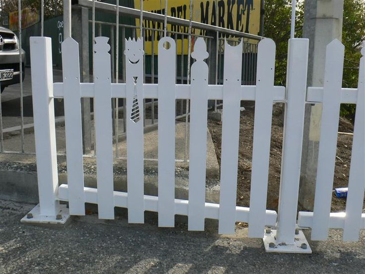 Picket Fences Stream