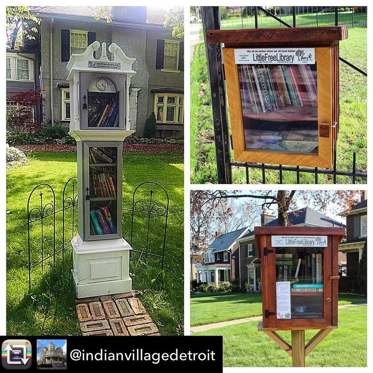 Checking out what awesome and unique resources our local communities have to offer... Repost from @indianvillagedetroit Little Libraries in #IndianVillageDetroit! #detroitlove #detroitpride #detroitcity #detroitmichigan #detroitusa #detroitisbeautiful #puredetroit @puredetroit313 @indulgedetroit #detroitinsider #depictthed #detroitgrams #detroit_igers #littlefreelibrary #dtownlove @detroit.love #hellyeahdetroit #detroitness #detroiter #candiddetroit #motorcity #detroitography…