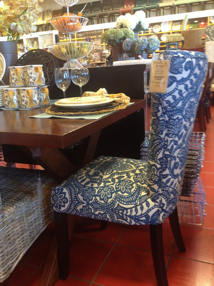 Pier one dining chair home decor and ideas pinterest dining chairs and chairs - Pier one peacock chair ...