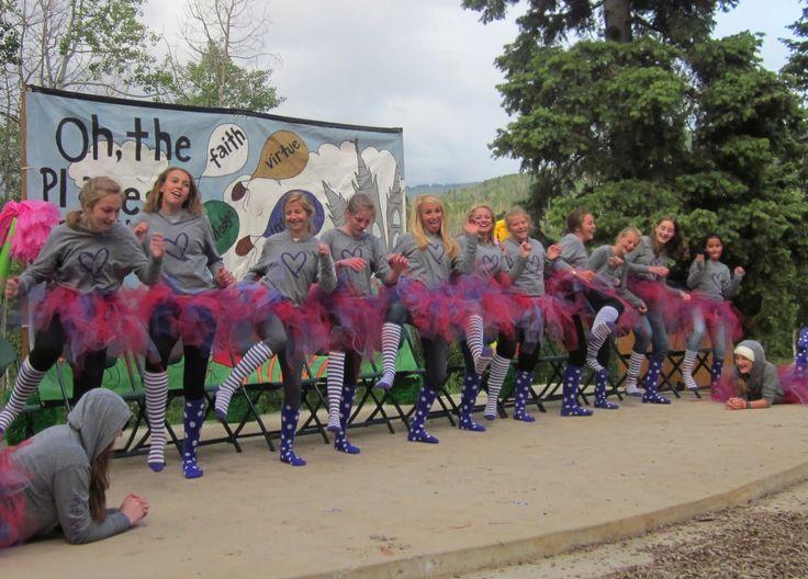 Girl's Camp Dance Night & 12 Squeaky CLEAN Dance Songs