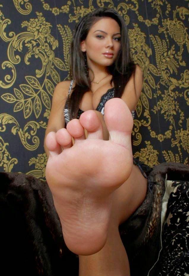 Maria marley foot slave abstinence training femdom foot - 1 part 5