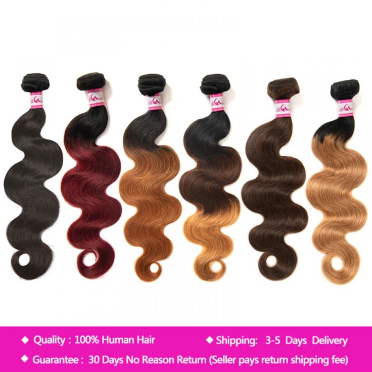Body Wavy Non-Remy Weft Hair Extension