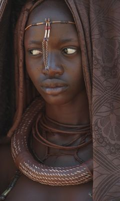 Himba Woman | © Henk Bothof: Color, Beautiful Brown, Beauty, Beautiful Faces, Africa, People Culture, Himba Woman