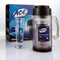 Ace Pot Alkaline water filter - Removes fluoride
