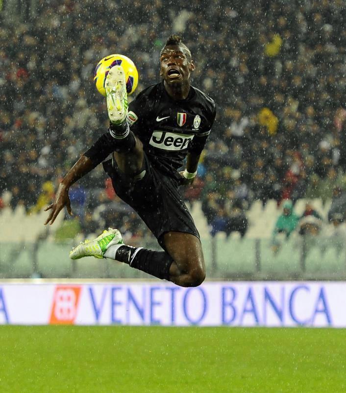 Paul Pogba #Juventus #Amazing
