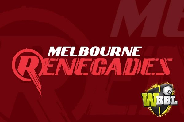 Show your support for the WBBL Melbourne Renegades! #australia #bigbashleague #t20 #twentytwenty #cricket #wbbl