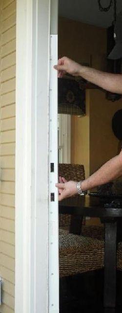Door Security Pro - Door Jam reinforcement