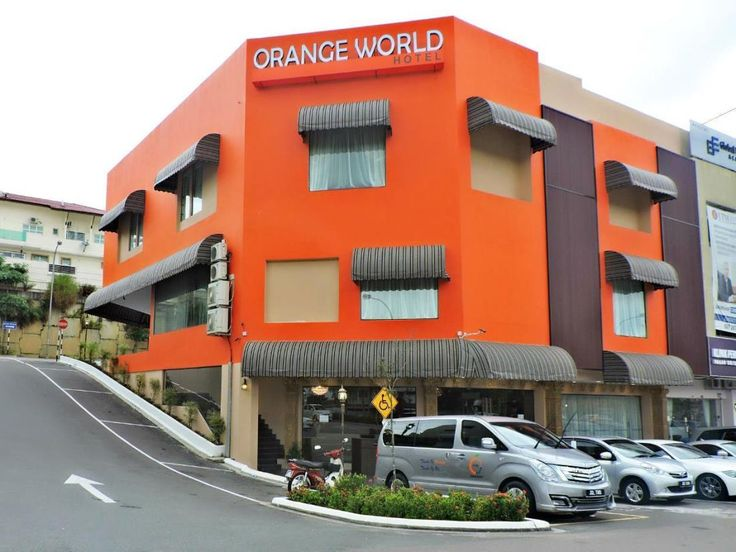 ザ グランド オレンジ ワールド ホテル (The Grand Orange World Hotel)・ジョホールバル - Agoda.com