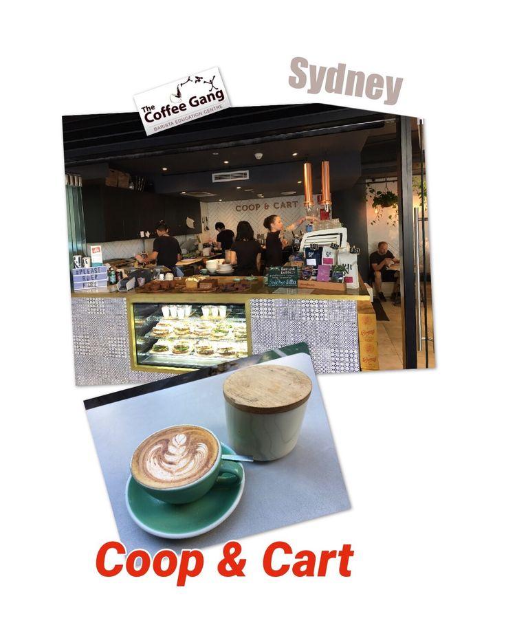Coop & Cart - Sydney - coffee - Pablo & Rusty 7/10 #coopandcart #cafe #coffeeworld #thecoffeegang #coffeelover #coffee #cafelife #sydneycafes #sydney #sydneycoffee #sydneybarista #barista #trubarista