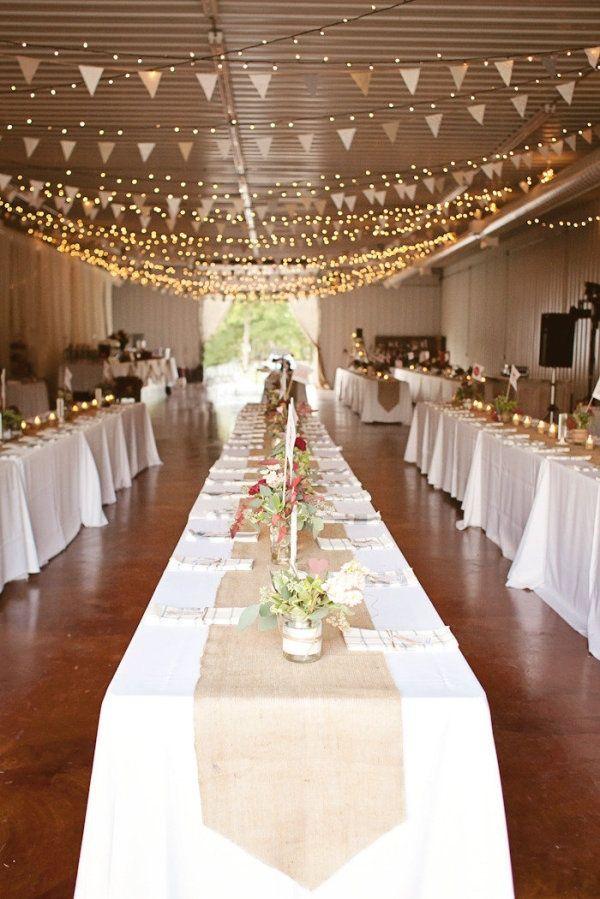 Ideas de decoración de salones para bodas