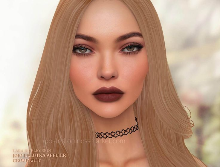 Lara Hurley Skin Jojo Midtone Lelutka Simone Applier. SL Free Gifts. Add the skin appliers and let the magical transformation begin.
