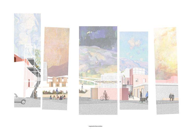 urban intervention in torre baró | adriana bravo