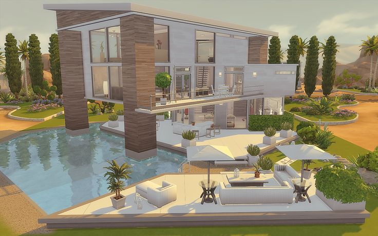 House 19 #sims4 #residential #ts4house
