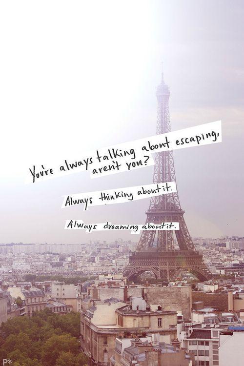 Paris. Xo