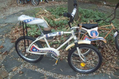 Famous Evel Knievel Bike At Auction: 104 Best Images About America Themed Bicycles On Pinterest