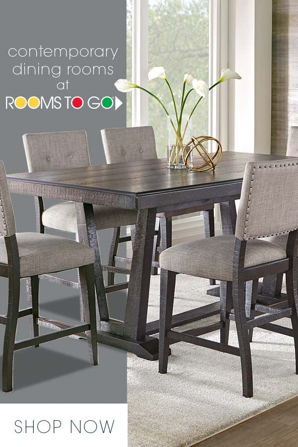 Dine In Style At Rooms To Go Shop Our Entire Collection Of Dining