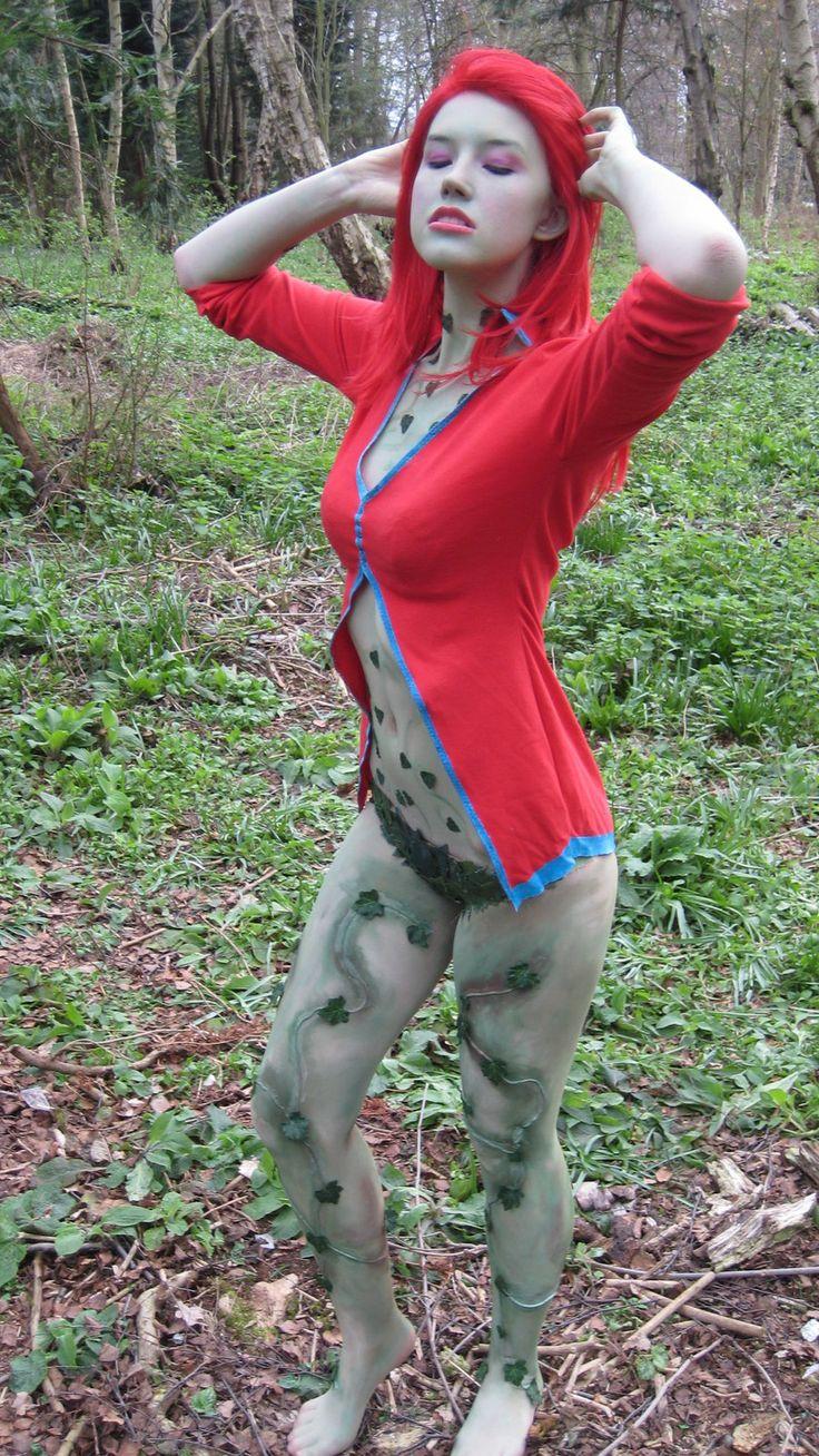 31 best VIDEO GAME Cosplay: Poison Ivy (Batman: Arkham ...