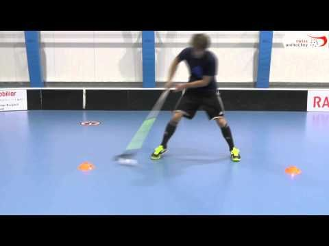 Stickhandling - Tricks - YouTube