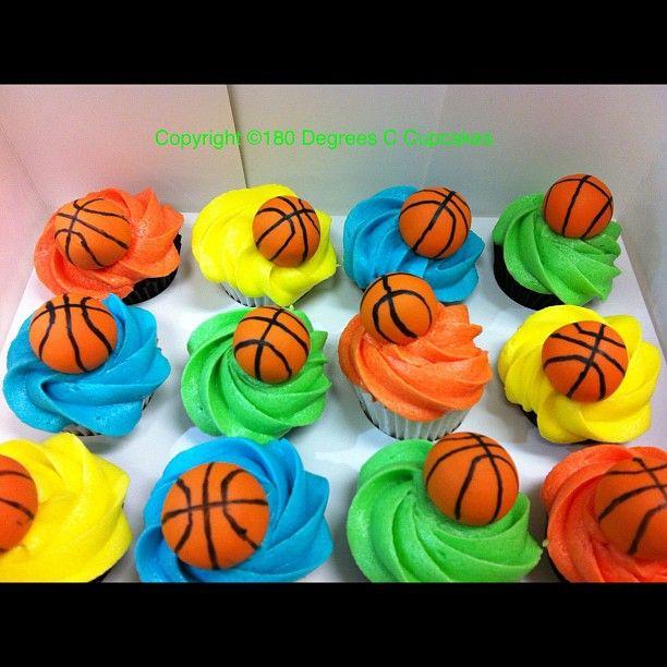 #basketballcakes #cupcakes #180ccupcakes #ivanhoemelbourne