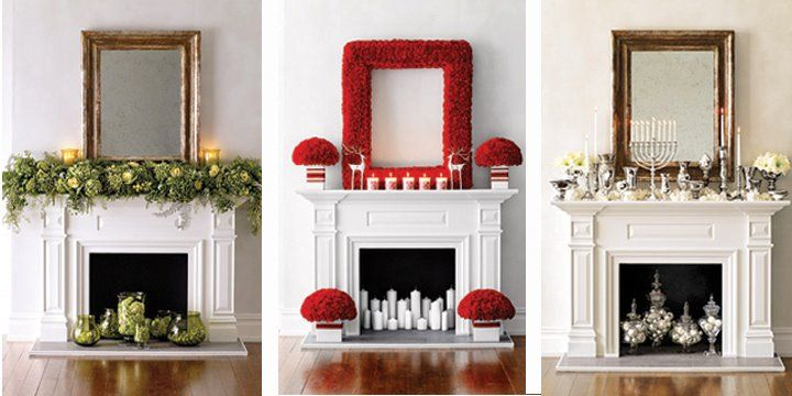 Changing the mantle for each holiday!: Holiday Ideas, Mantle Ideas, Decorating Ideas, Holiday Fun, Holiday Euphoria, Holiday Decor, Christmas Mantles, Holiday Christmas