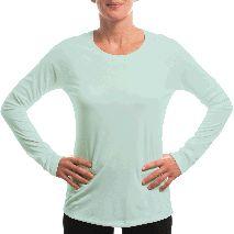 Sungrubbies Sport Long Sleeve Women's Shirt UPF 50+   Sungrubbies