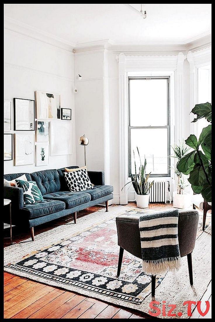 54 Comfy Modern Eclectic Living Room Decorating Ideas 54 Comfy