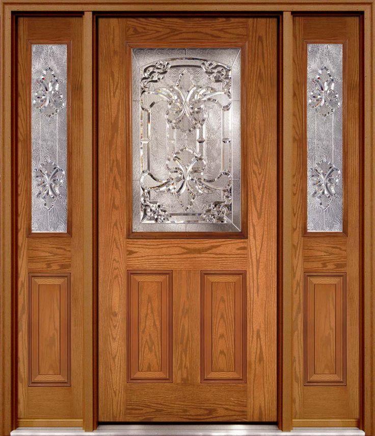 Fiberglass Entry Doors Impressive Fiberglass Entry Doors Picture 259 House Ideas