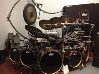 Bozzios Medium Drum Kit