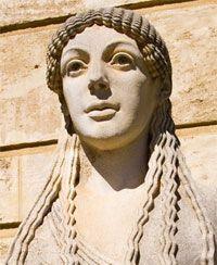 Diotima: mujer griega de cuya existencia real hay dudas más que razonables, supuesta sacerdotisa y maestra del filósofo ateniense Sócrates, quien en el Banquete de Platón reproduce su doctrina del amor.