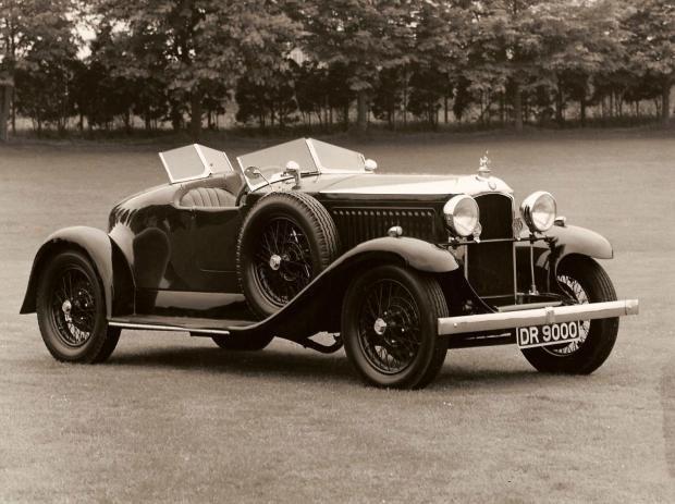 Unglaubliche Serien von 100 Jahre alten Vauxhall-Fotos zeigen die Geschichte des ältesten britischen Autoherstellers