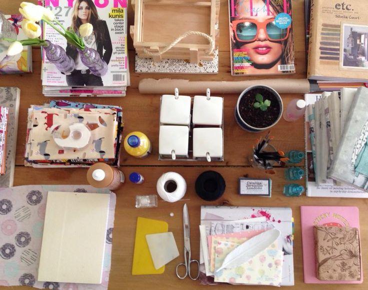COMING SOON The Making of / Libretas ilustradas / Foto by @Veronica ramirez  #notebooks #illustration #love #work #makigof #workspace #drawing #paint #magazine #fashionillustration #fashion #handmad