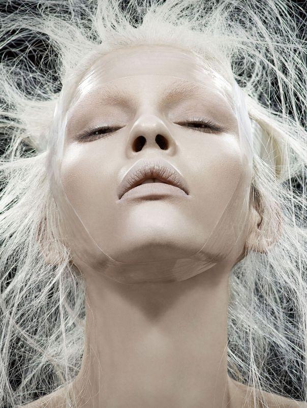 Publication: Vogue China April 2014 Model: Kate Bogucharskaia Photographer: David Dunan Fashion Editor: Kathy Phillips