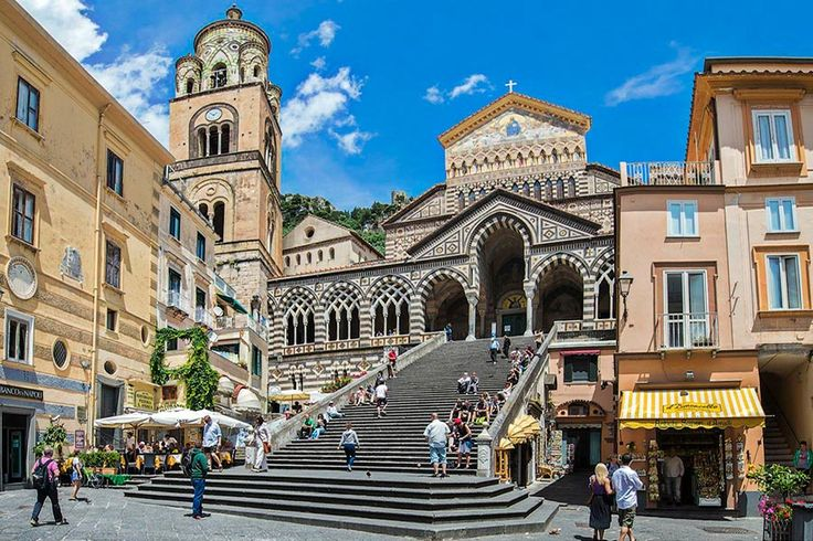 Amalfi Cathedral, Duomo di Amalfi - Living Amalfi