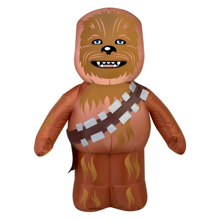 Airblown Inflatables Star Wars Chewbacca Inflatable - G08 38118X