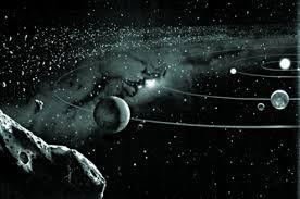 Resultado de imagen para cinturon de asteroides exhibición