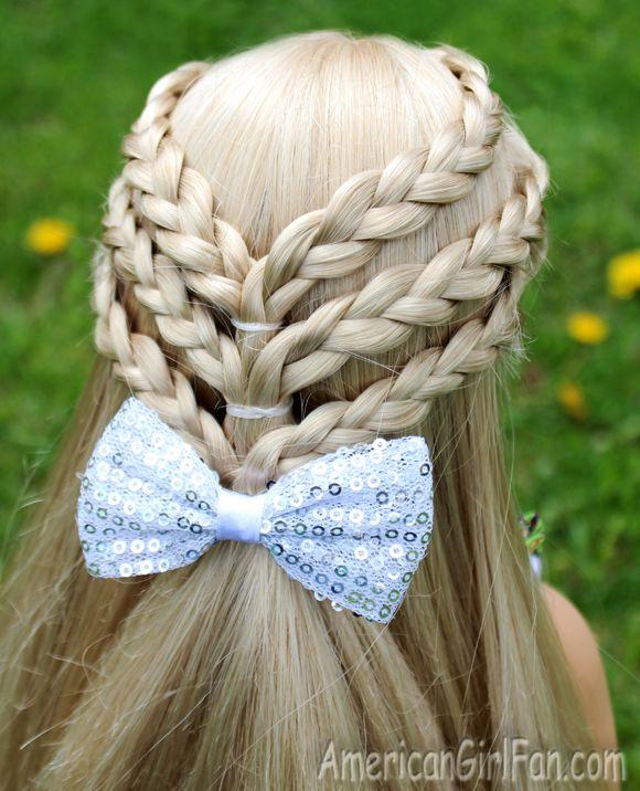 Fine 1000 Ideas About Little Girl Hairstyles On Pinterest Girl Short Hairstyles For Black Women Fulllsitofus
