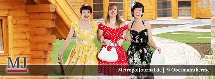 (STE) Mit Petticoats und Caprihosen in die Sauna - http://metropoljournal.de/?p=8824