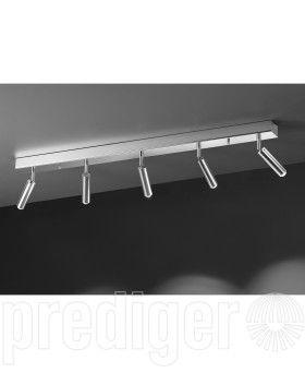 Herbert Schmidt Focus LED 9895 5er-Strahler