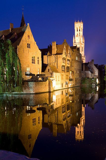 Loved it - very charming Bruges, Belgium