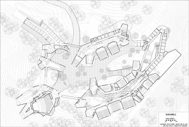 José Cruz Ovalle | Adolfo Ibañez University, Chile | HIC Arquitectura
