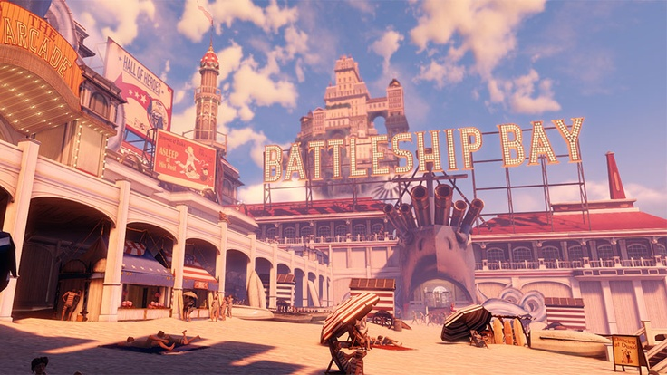 A Look At BioShock Infinite's...Architecture