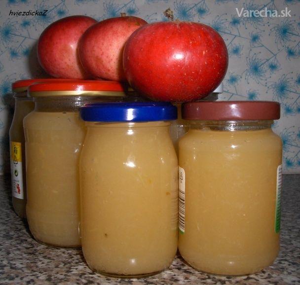 Detská jablková výživa