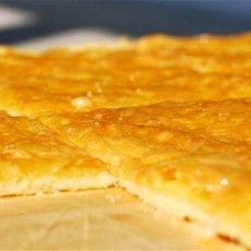 Казачий сырный пирог