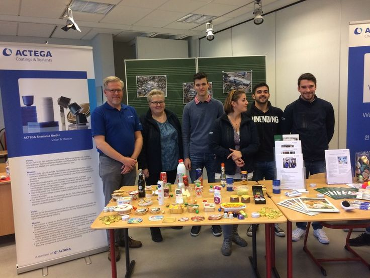 Grevenbroich: Große Berufsbörse an der Diedrich-Uhlhorn-Realschule