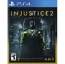 Injustice 2 Ultimate Edition (PS4)