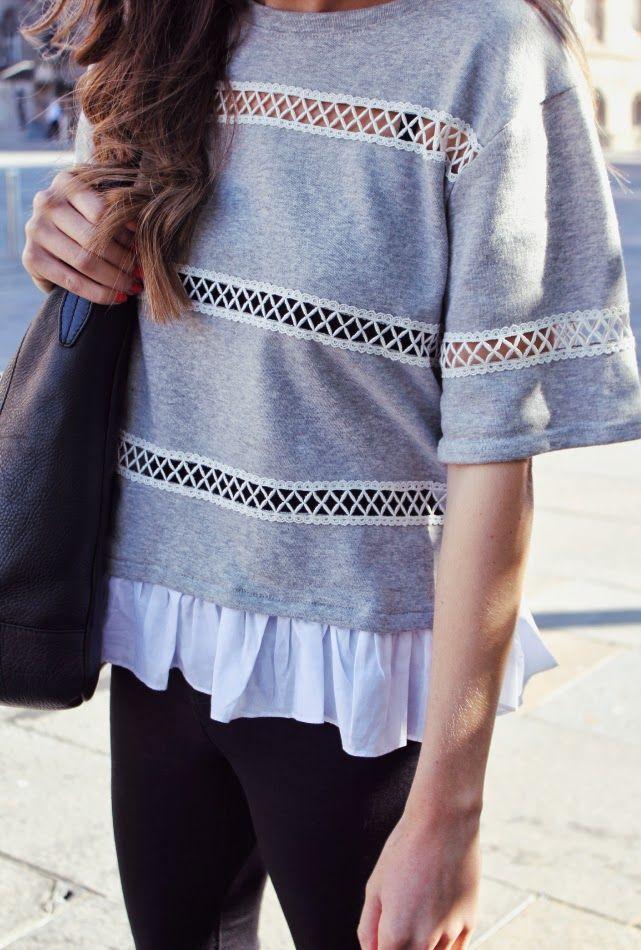 potential DIY sweatshirt