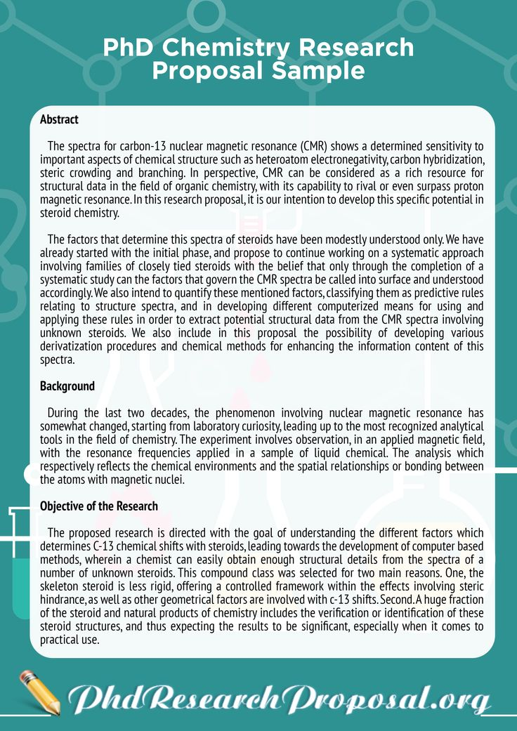 Phd research proposal geology