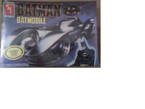BATMAN BATMOBILE 1/25 Model Kit ERTL 1989 @ niftywarehouse.com #NiftyWarehouse #Batman #DC #Comics #ComicBooks
